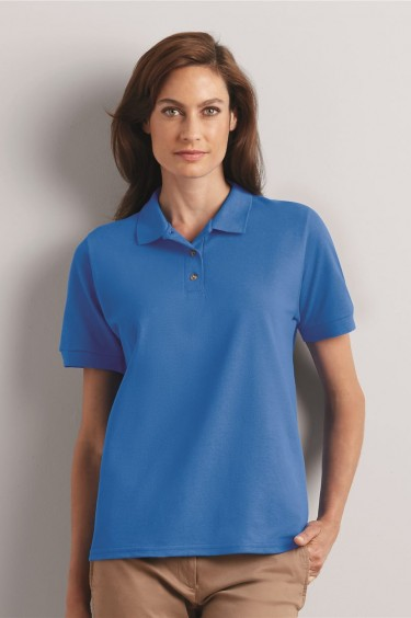 Ladies' Ultra Cotton? Pique Knit Sport Shirt