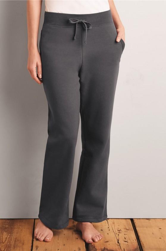 Heavy Blend? Ladies' Missy Fit Open Bottom Sweatpants