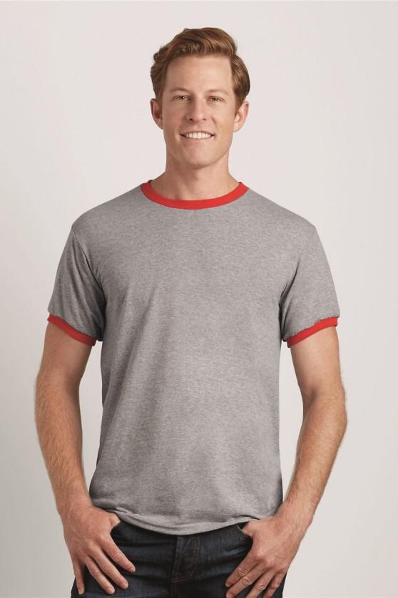 DryBlend Ringer T-Shirt