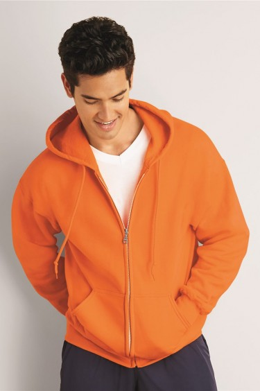 DryBlend? Full-Zip Hooded Sweatshirt