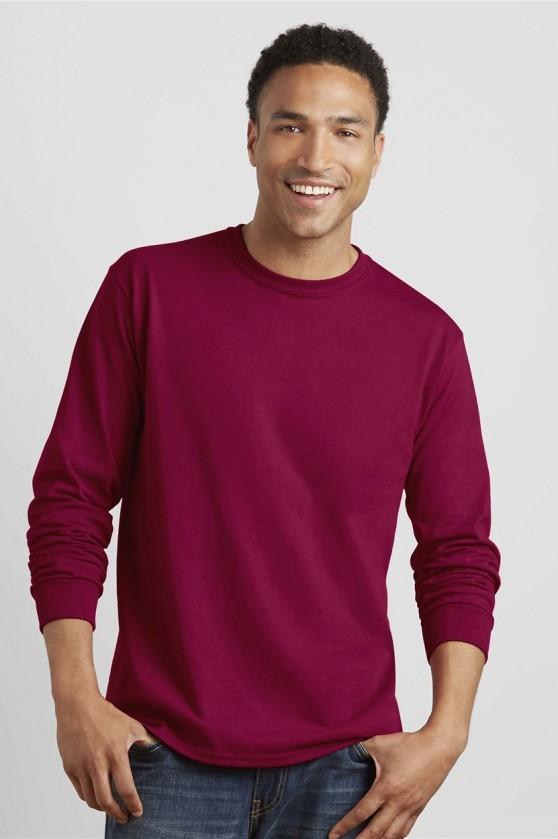 Heavy Cotton Long Sleeve T-Shirt